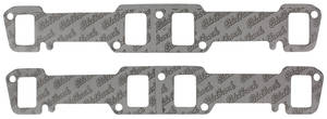 1967-76 Riviera Exhaust Gaskets, High-Performance 430, 455 - 1.20x1.63, by Edelbrock