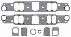 1965-77 Bonneville Intake Manifold Gasket 326-455 – 1.18x2.20x0.060