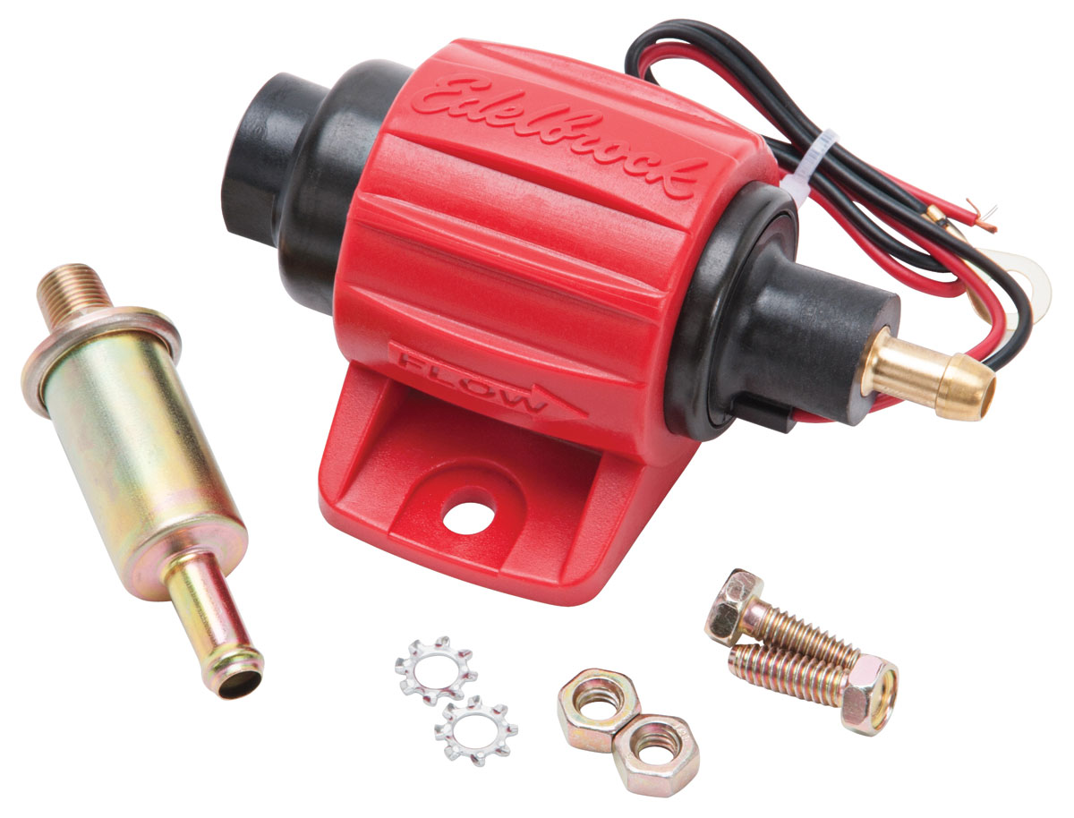 Photo of Fuel Pump, Micro Electric, Universal 30 GPH, 2-3.5 psi
