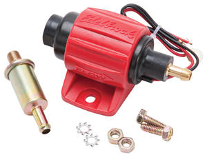 1938-93 60 Special Fuel Pump, Micro Electric, Universal 30 GPH, 2-3.5 Psi