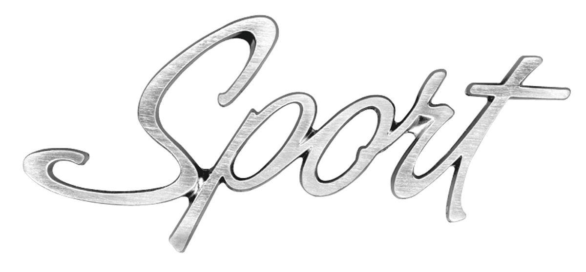 quarter panel emblem  1970 lemans  u0026quot sport u0026quot    opgi com