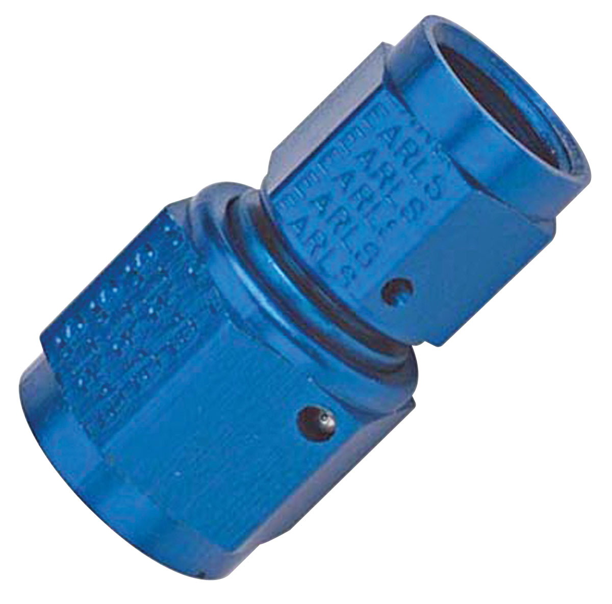 Photo of Adapter Fittings, Earl's Straight Swivel Coupler -8 AN