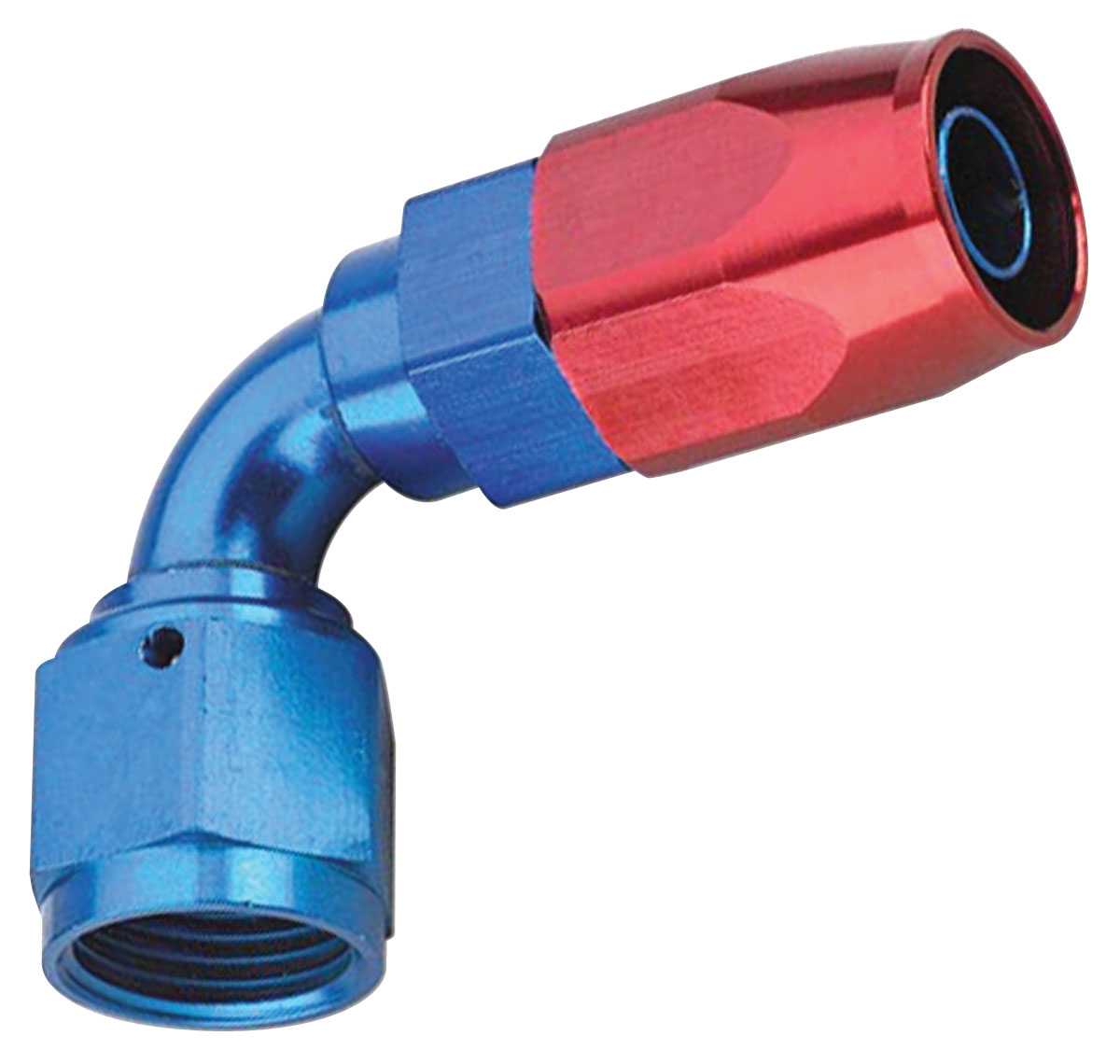 Photo of Hose Ends, Swivel, Earl's -6 An 90° Bend