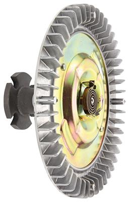 1964-68 Chevelle Fan Clutch, Thermal Control (Original Style) Short Pump, 6-Cyl./8-Cyl.