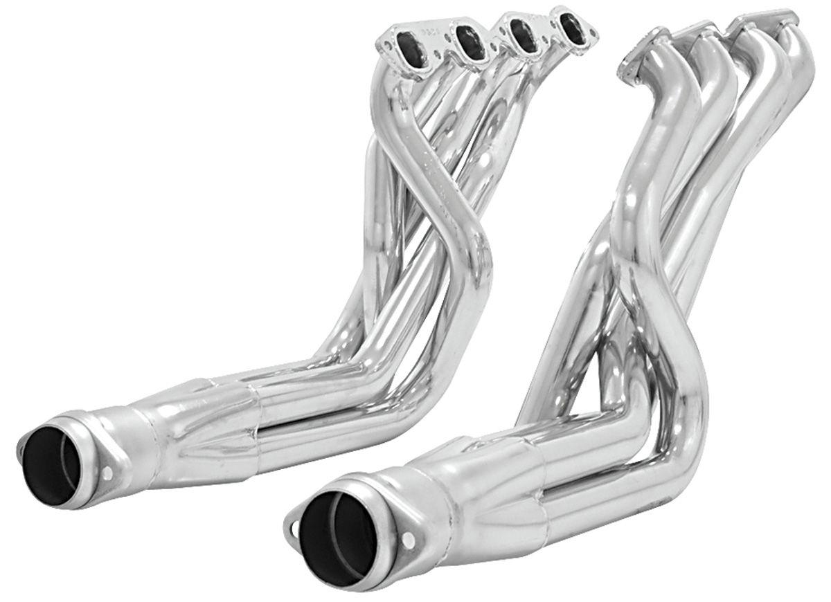 "Photo of Headers, Stainless Steel 396-502 Big-Block Full Length Headers 2"" primary, 3-1/2"" ball flange, 3/8"" flange, 14ga tubing"