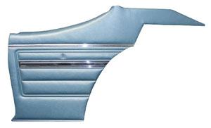 1969-1969 Cutlass Door Panels, 1968-69 Reproduction Rear, F-85 Sedan, by PUI