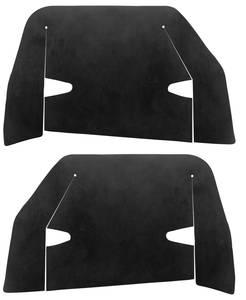 1964-65 El Camino Fenderwell A-Arm Seals, Inner All