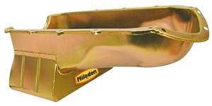 1963-1971 Tempest Oil Pan, High-Capacity Low Profile, by MILODON