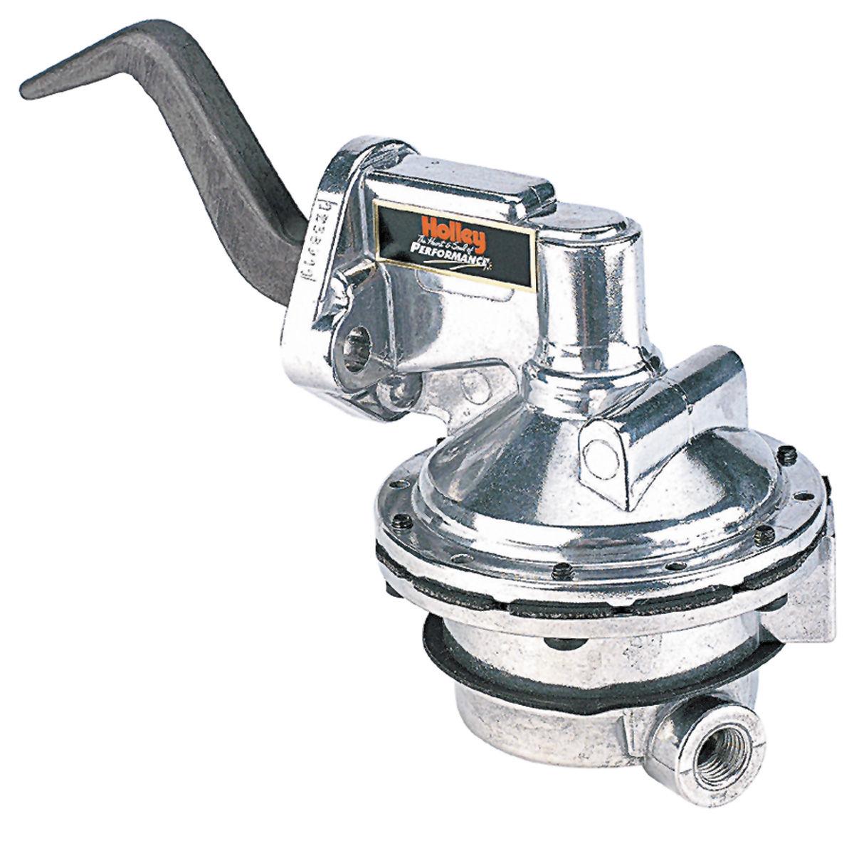 Photo of Bonneville Fuel Pump, High-Performance Mechanical