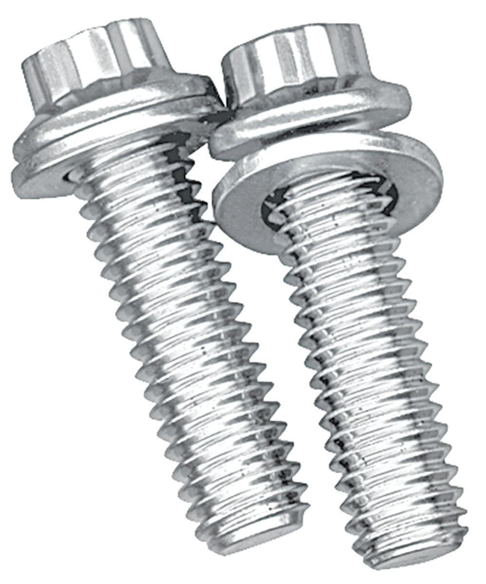 Photo of Catalina/Full Size Fuel Pump Mounting Bolts Stainless 12-pt.
