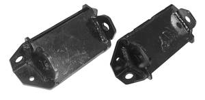 1970-1972 GTO Motor Mounts, Solid 455 – 3-Bolt Mount