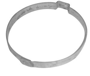 1968-1977 Grand Prix Heat Shroud Clamp, V8