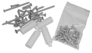 1966-67 Tempest Detail Screw Kit