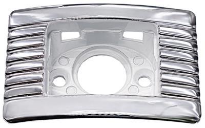 1964-67 Chevelle Armrest Quarter Lens Bezel (Convertible)