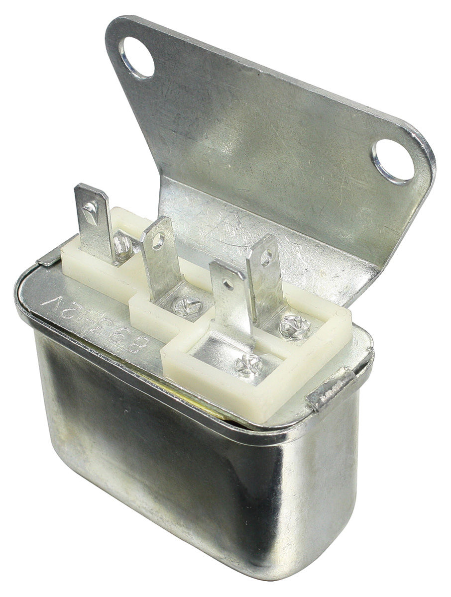 Gto Horn Relay Fits 1969