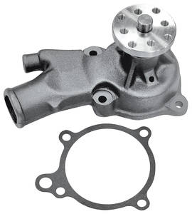 1966-74 Cutlass Water Pump, OEM Replacement 250ci, 6-Cyl.