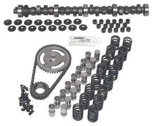 1961-1974 LeMans Camshaft, K-Kit Hydraulic Flat Tappet XE 284H, by Comp Cams