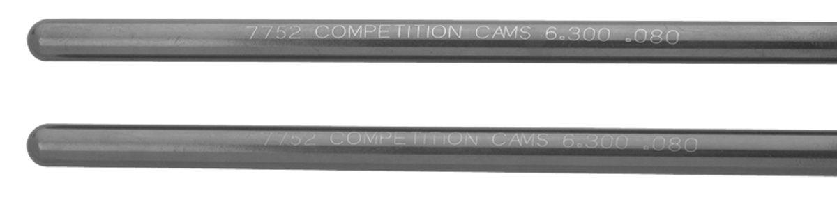 "Photo of Bonneville Pushrods hydraulic roller, 5/16"" x 8.650"""