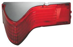 1965-1965 GTO Tail Lamp Lenses, 1965 (GTO)