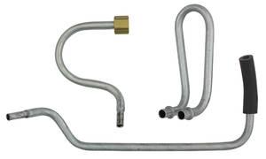 1965-67 Bonneville Choke Tubes 4-BBL w/Stove