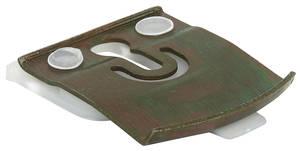 1967 GTO Rocker Panel Molding Extension Clip, Rear