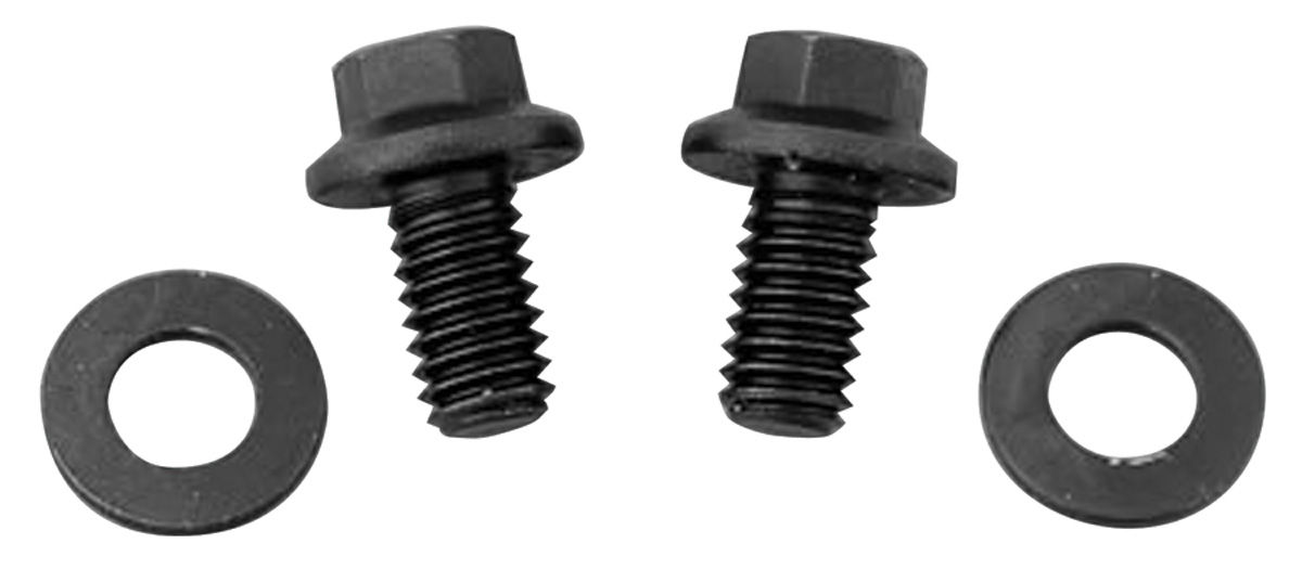 Photo of Oil Pan Bolts Ls hex head - black oxide