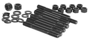 1964-73 LeMans Main Stud Kit 4-Bolt Main
