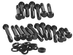 1967-73 LeMans Cylinder Head Bolts 350-455 4-BBL, D-Port Head w/Edelbrock 6050, 6057, 6059 Heads