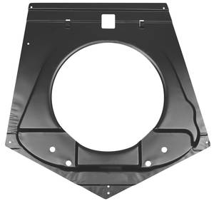1968 GTO Ram Air Pan, Upper Steel Pan