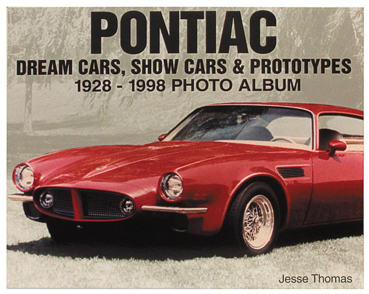 Photo of Pontiac Dream Cars, Show Cars & Prototypes 1928 - 1998 Photo Album