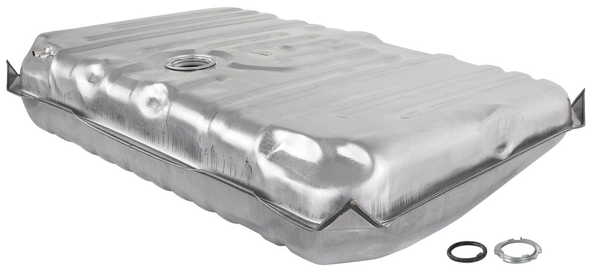 Photo of Fuel Tank Galvanized w/o EEC, 2 vent, 20-gallon, w/o neck