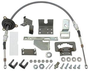 1964-65 LeMans Shifter Conversion Kit 700-R4, 200-4R, 4L60
