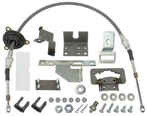 1964-65 LeMans Shifter Conversion Kit 700-R4, 200-4R, 4L60