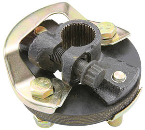 "1967-72 Chevelle Steering Box Coupler Power Steering 13/16"" (Import), by CPP"