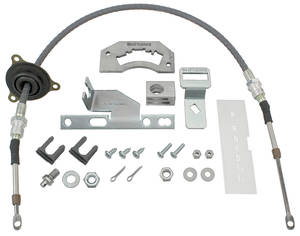 1966-67 GTO Shifter Conversion Kit 700-R4, 200-4R, 4L60