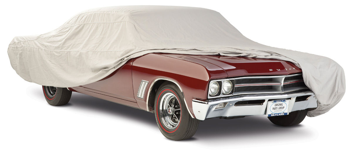 Photo of Car Cover, Cotton Flannel