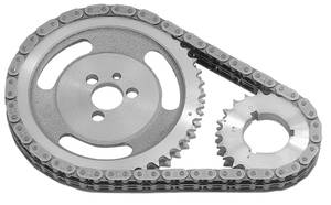 1959-77 Bonneville Timing Chain, Premium Roller Exc. 301