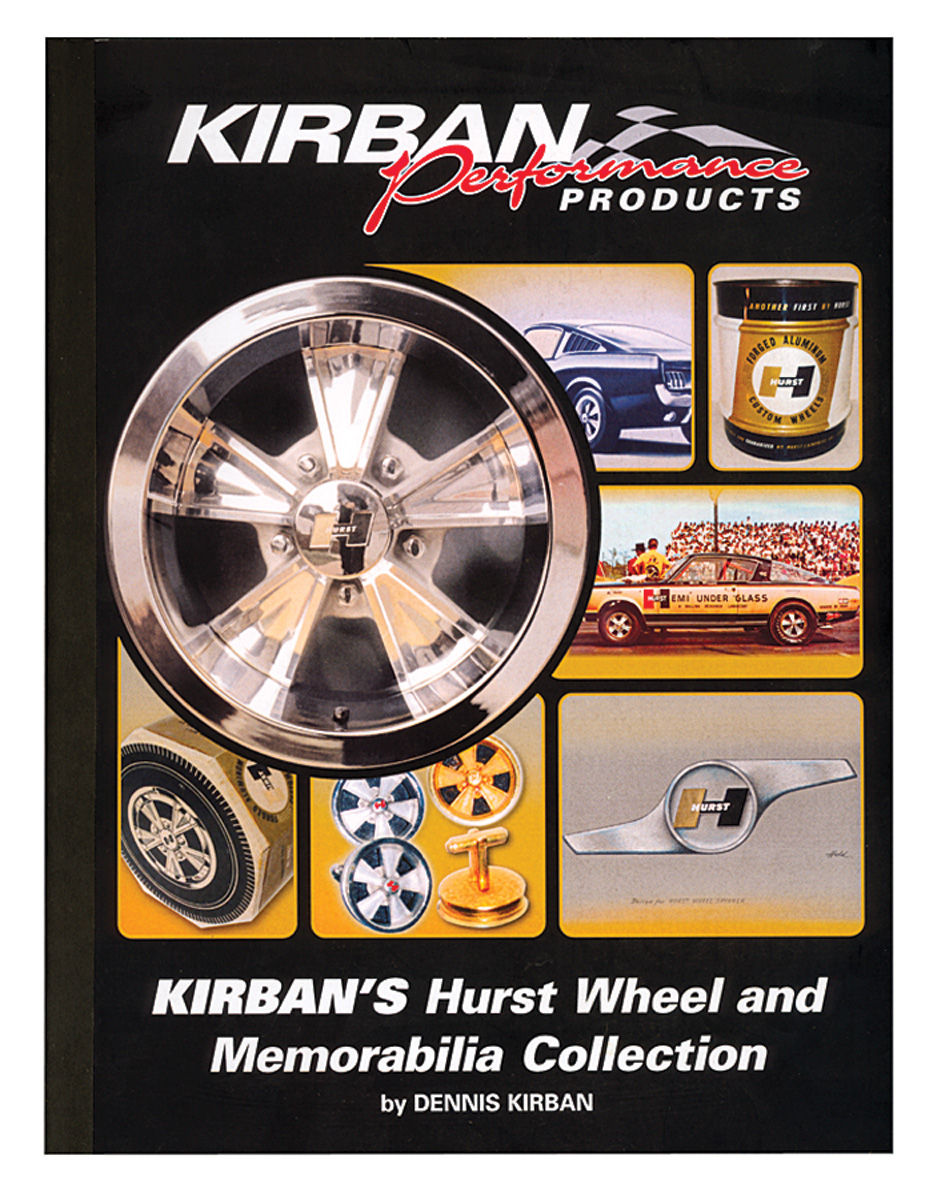 Photo of Kirban's Hurst Wheel & Memorabilia Collection