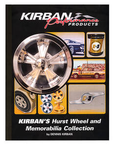 1978-88 El Camino Kirban's Hurst Wheel & Memorabilia Collection