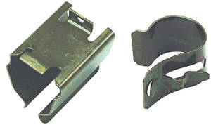 1961-65 LeMans Radiator Overflow Tube Clips