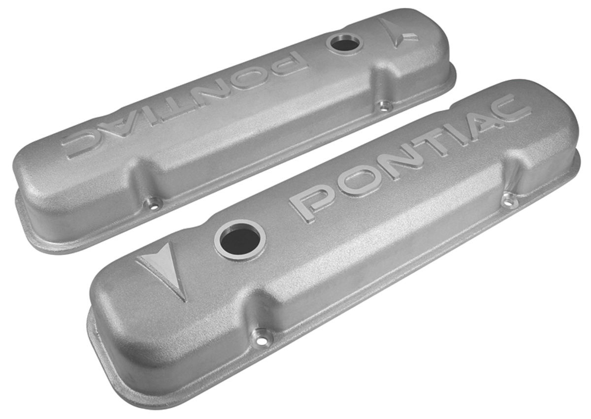 Photo of Valve Covers, Cast Aluminum