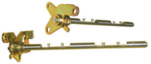 1967-70 Bonneville Quadrajet Shaft & Bracket Kit