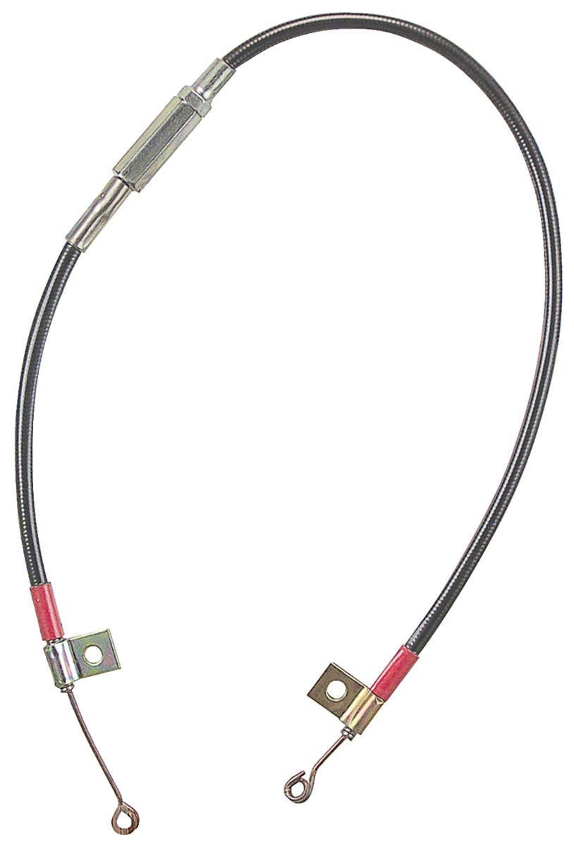 old air products gto heater  u0026 air conditioning control cable 1 cable fits 1968 gto   opgi com