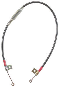 1968-1968 GTO Heater & Air Conditioning Control Cable 1 Cable, by Old Air Products