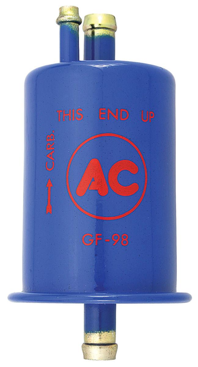 Photo of Fuel Filter, Tri-Power (AC Delco) w/AC