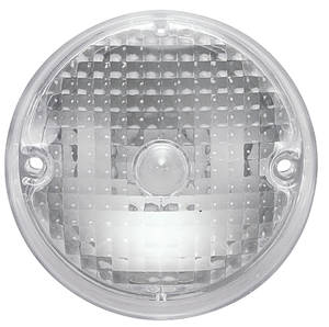 LeMans Parking Lamp Lens, 1971-72 Sport