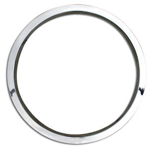 "1971-1973 Catalina/Full Size Wheel Trim Ring, Honeycomb 14"" X 7"" (Flat Lip, 1/2"" Deep)"