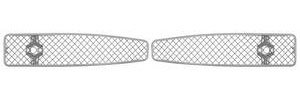 1967-1967 GTO Grille, 1967