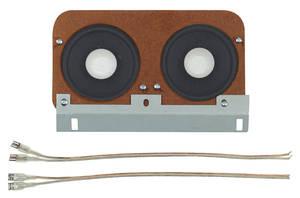 1964-67 Tempest Dash Speaker, Standard, by Vintage Car Audio
