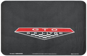 1964-1973 GTO Fender Gripper GTO Logo